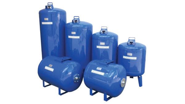 Zbiorniki przeponowe Hydro-Vacuum