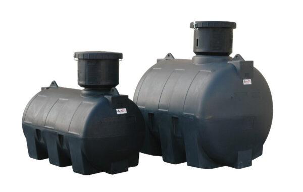 Zbiornik plastikowy CHU 1000l ELBI